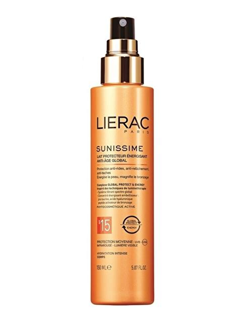 Lierac Sunissime Energizing Protective Milk Spf 15   150 Ml Renksiz